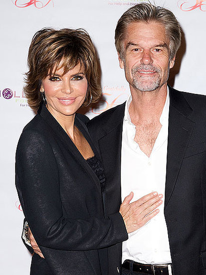 Real Housewives of Beverly Hills: Lisa Rinna 'Thanks' Michael Bolton for Her Marriage to Harry Hamlin