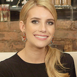 Emma Roberts on American Horror Story Season 4 | Interview