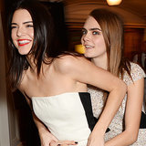 Kendall Jenner and Cara Delevingne Fashion Pictures 2014