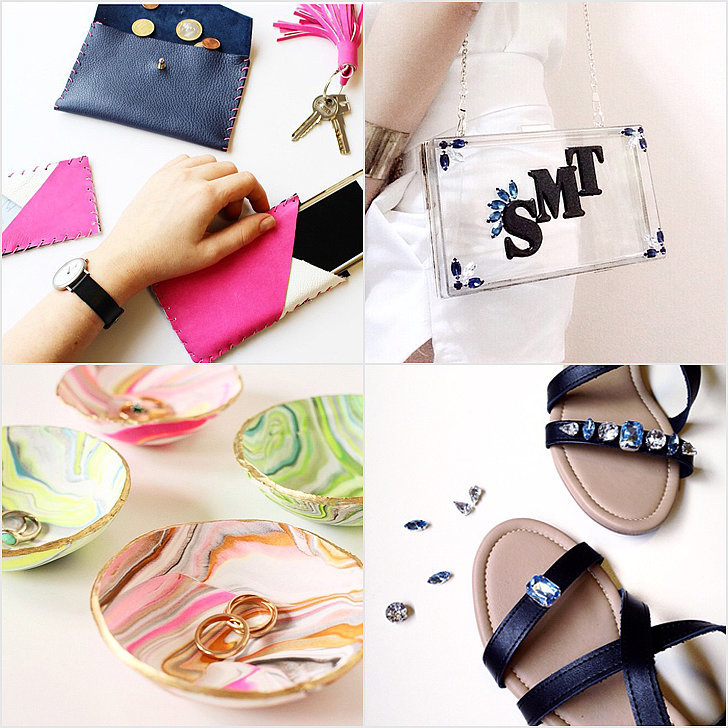 Cheap and easy diy fashion gifts popsugar fashion for Cheap diy presents