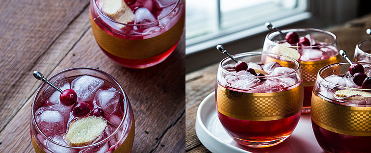 The Classic Vodka Cranberry Gets a Holiday Twist