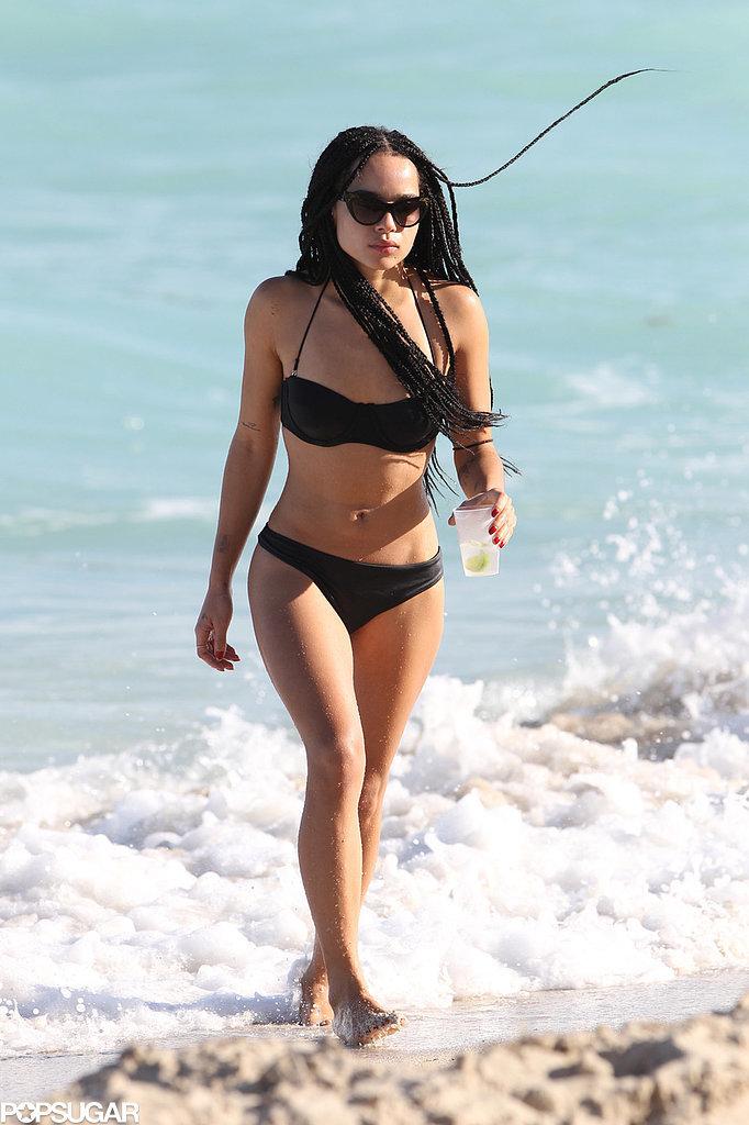 Zoe Nyc Bikini 96