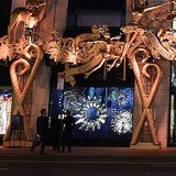 Best Holiday Department Store Windows in New York 2014