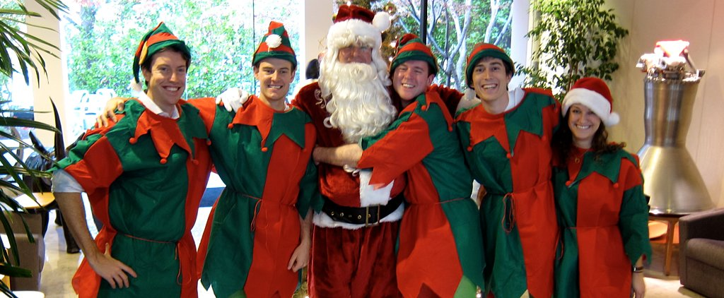 Why Single Moms Need Elves (or Very Hot Young Boyfriends)