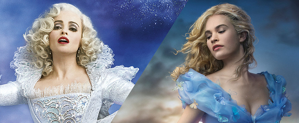 Get Caught Up in the Magic of All the Cinderella Posters