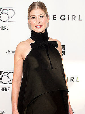 It's a Boy for Rosamund Pike