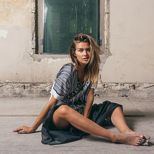 Cheyenne Tozzi For Aje Campaign Pictures