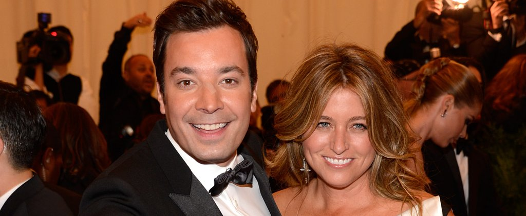 Jimmy Fallon's Birth Announcement For Baby No. 2 Is Adorable