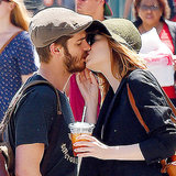 Best Celebrity PDA Pictures of 2014