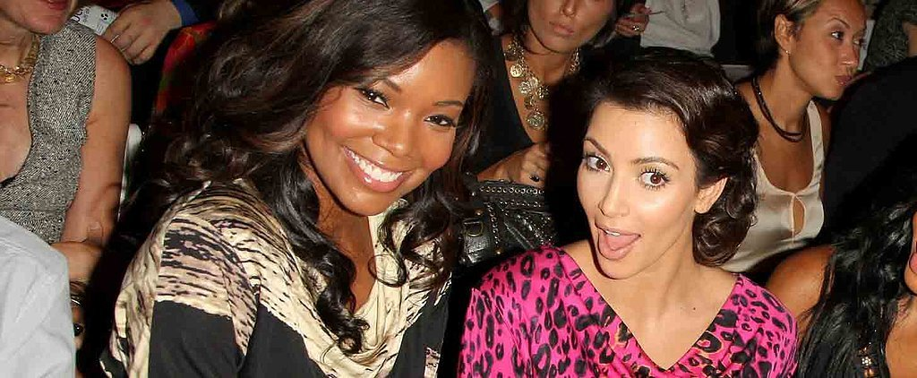 How the Unknown Side of Kim Kardashian Inspired Gabrielle Union