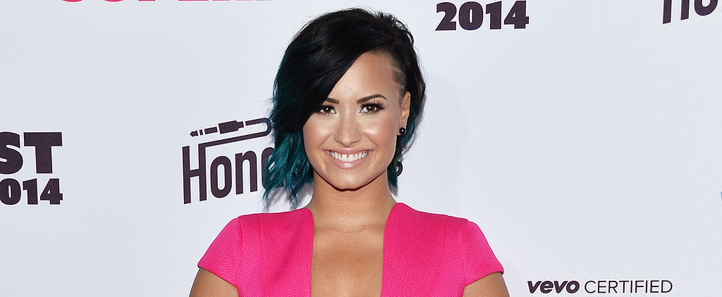 Demi Lovato Reveals She Almost Went Back to Rehab Last Year