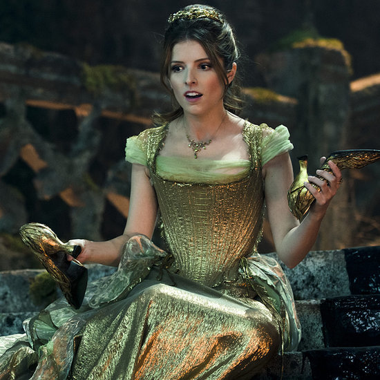 "Anna Kendrick ""On the Steps of the Palace"" Into the Woods"