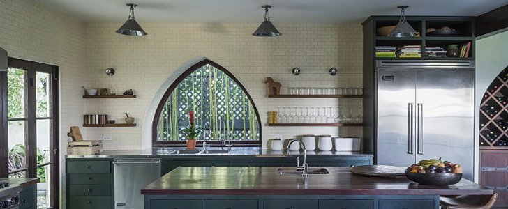 This Exotic Tiled Kitchen Looks Too Good to Be True