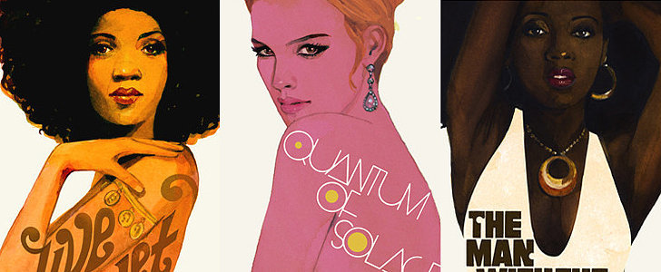 Awesome Prints For Your Bond-Loving Beau or Retro-Chic Girlfriends