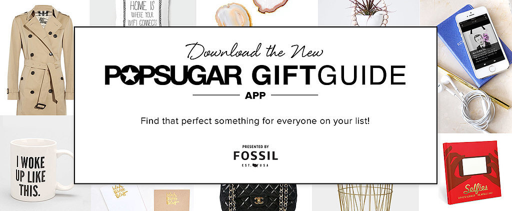 Find Your Last Minute Presents With the POPSUGAR Gift Guide App