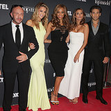 Tyra Banks at Australia's Next Top Model 2015 Finale