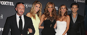 Tyra Banks Brings Her Smize Down Under for ANTM