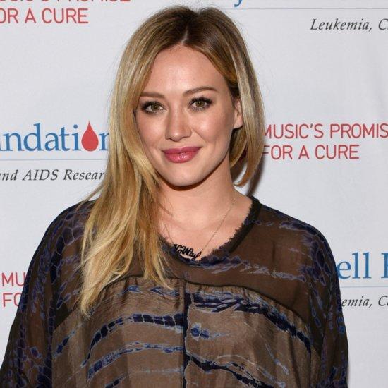 How Hilary Duff Balanced Motherhood in 2014