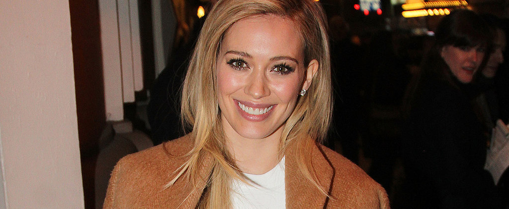 How a Healthy Hilary Duff Balanced It All in 2014