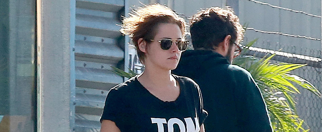 Kristen Stewart Is a Proud Tomboy