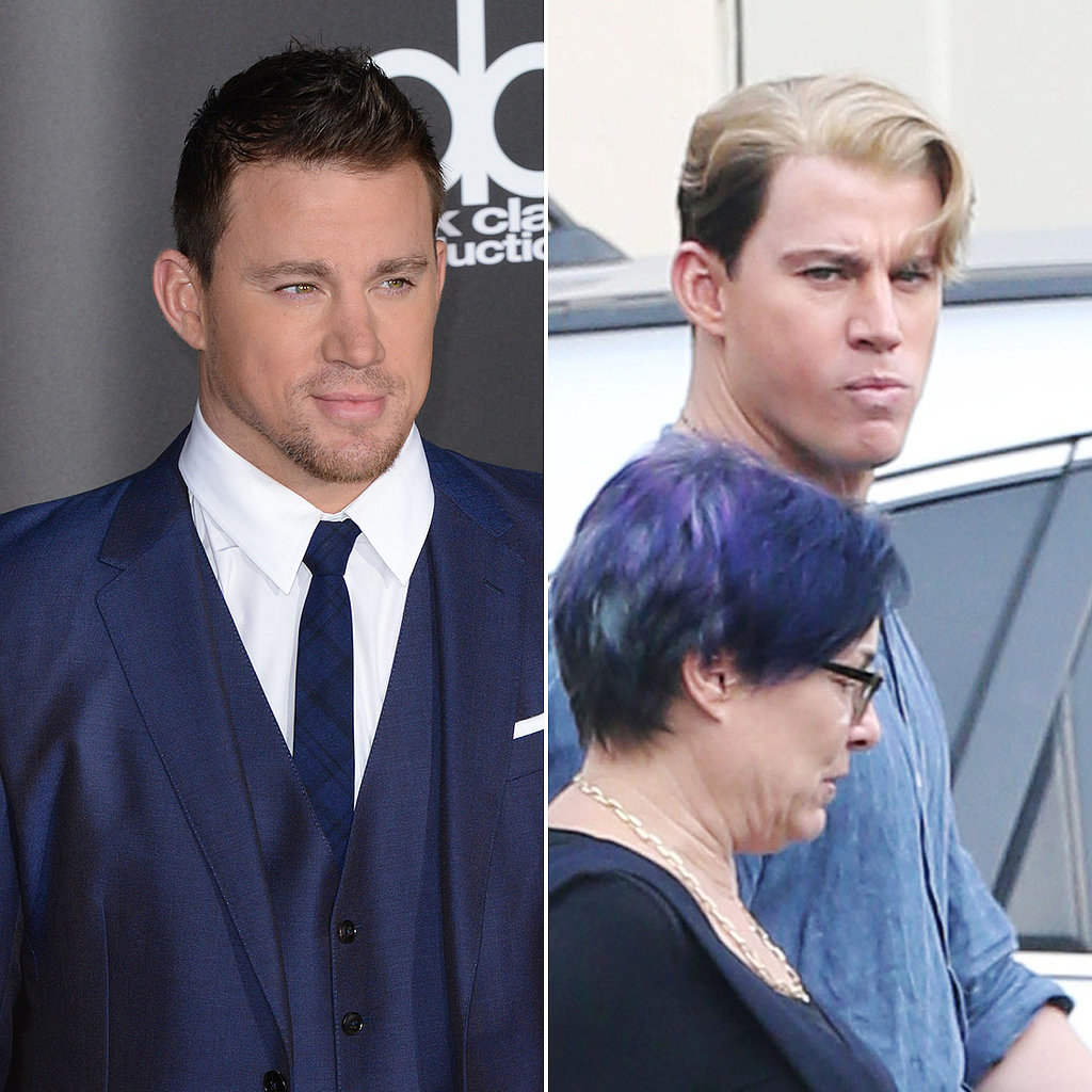 Does Channing look better as a blond or brunet?
