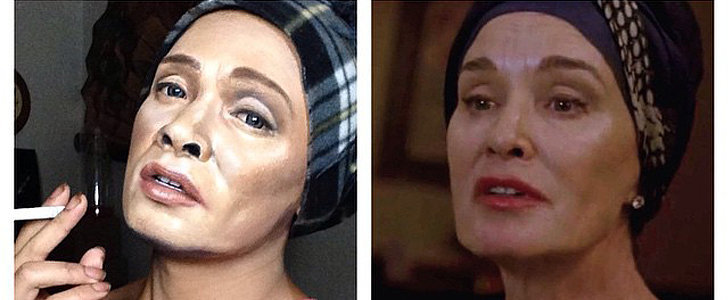 One Man Transforms Himself Into the Entire American Horror Story Cast