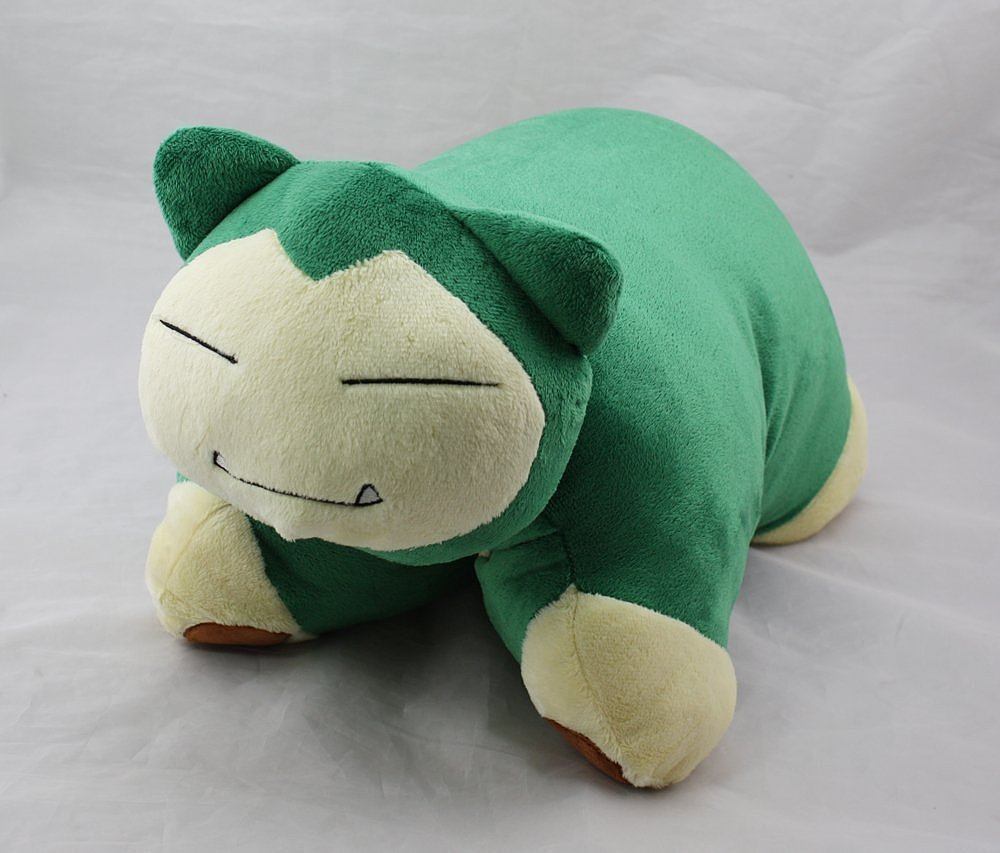 Snorlax Plush Pillow 20 Pok 233 Mon Gifts For The Geek Who Wants To Catch Em All Popsugar Tech