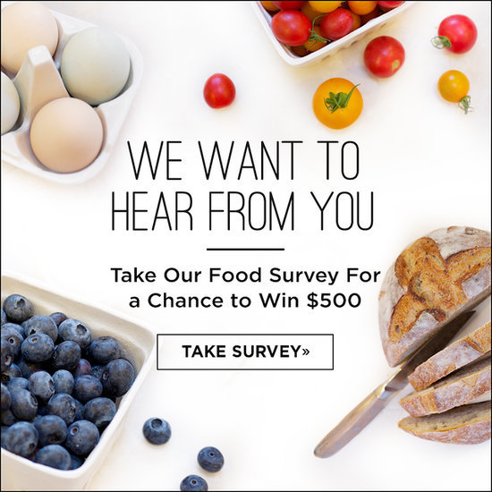 Food Survey | December 2014