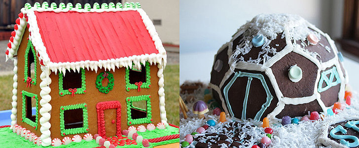 Glean Inspiration From These Gorgeous Gingerbread Houses
