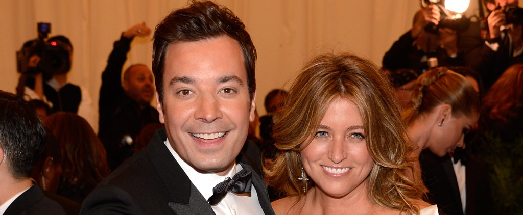 Jimmy Fallon Shows Off First Photos of Baby Frances in the Cutest Way