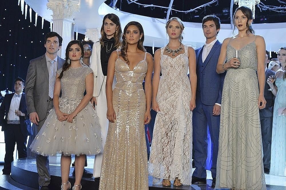 PLL Is Back! And the Costumes Are Better Than Ever