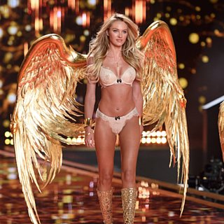 Victoria's Secret Angels Tan