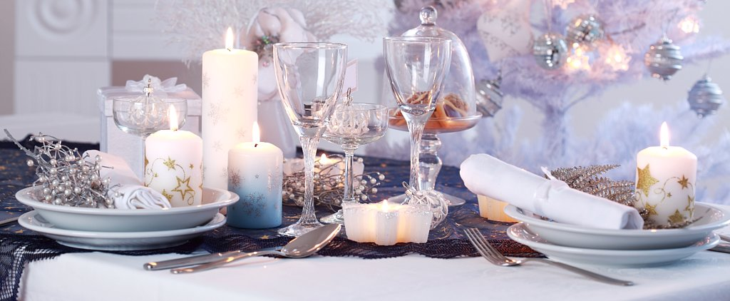 How to Reuse Wedding Items as Holiday Decor