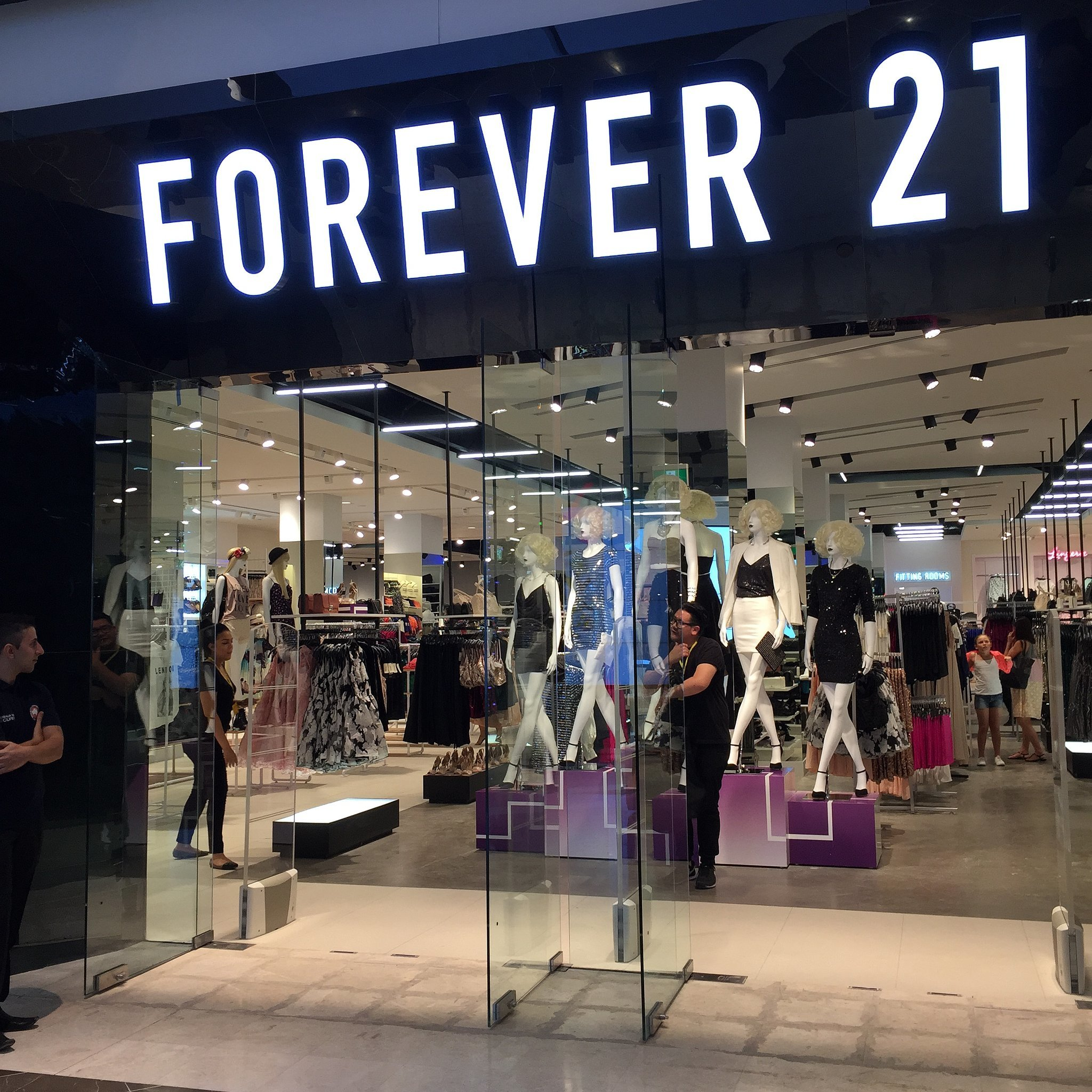 Forever 21 Inc Employee Reviews | Indeed.com