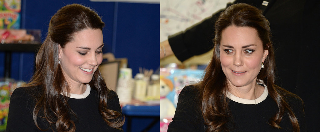 Here's How Kate Middleton Reacts When Given a Dose of New York Attitude