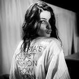 Victoria's Secret Show: Behind the Scenes in Black and White
