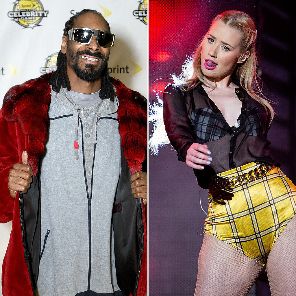 Snoop Dogg vs. Iggy Azalea