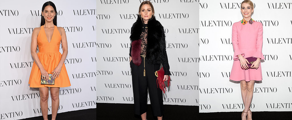 Only Olivia Palermo Can Make Fringe, Lace, Feathers, and Tassels Work