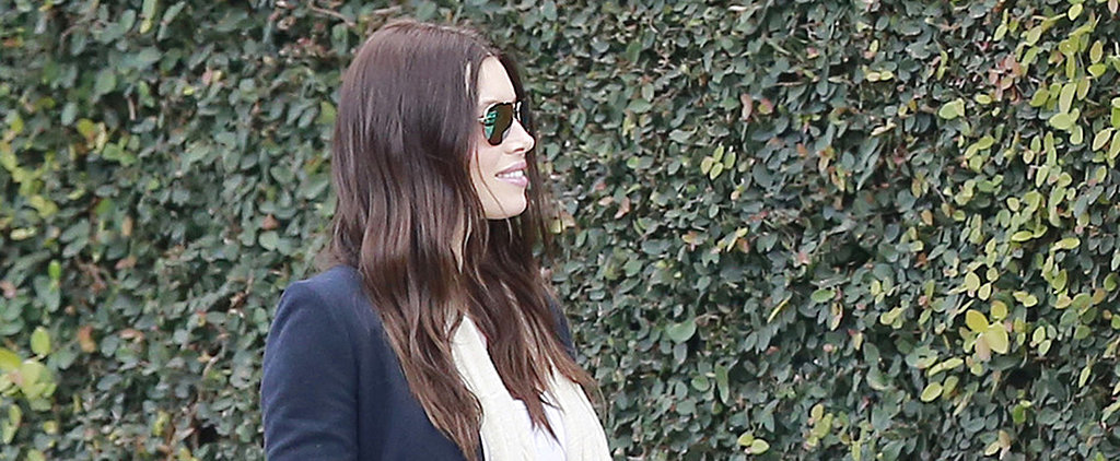 Can You Spot Jessica Biel's Baby Bump in These Latest Photos?