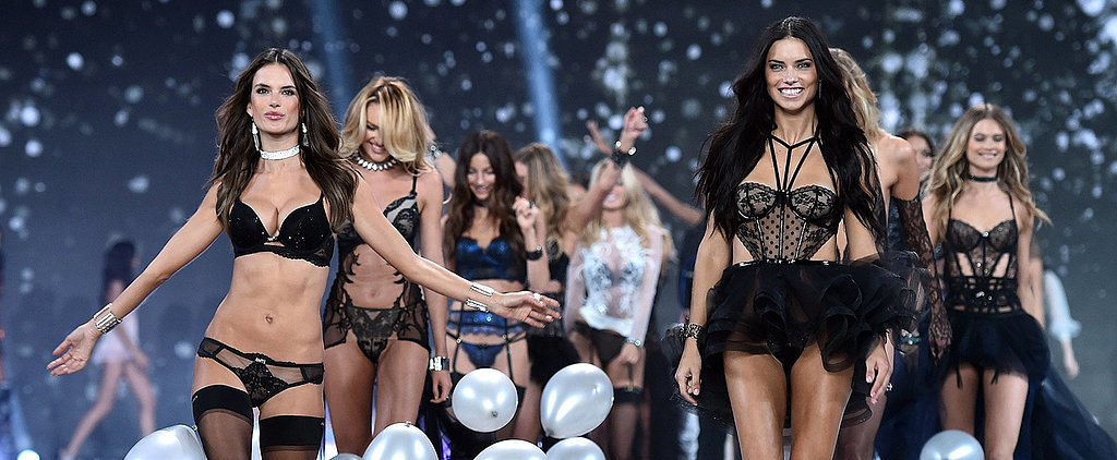 See All the 2014 Victoria's Secret Fashion Show Sexiness!