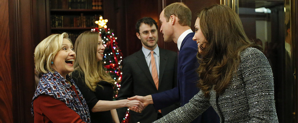 Royal Report: William and Kate Make Powerful New American Friends