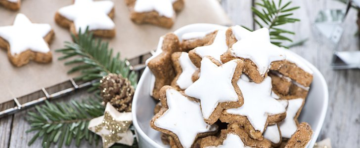 Treat Yourself to These Healthy Holiday Cookies