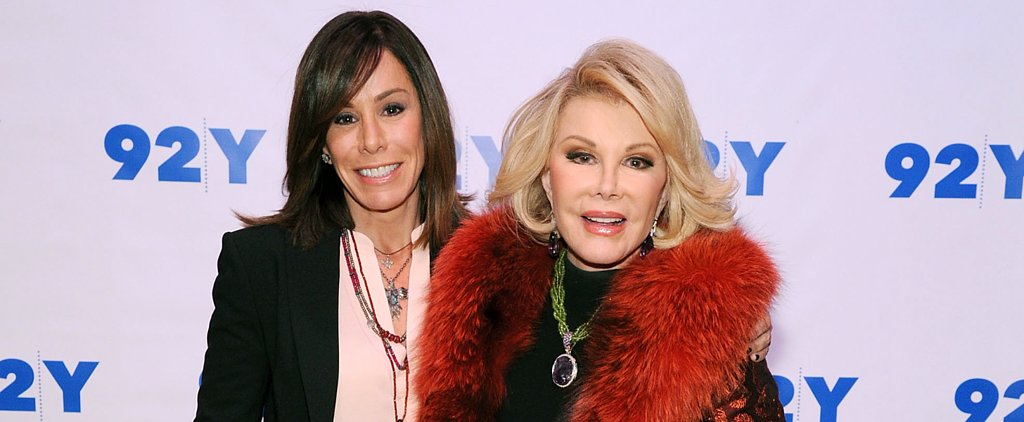 Melissa Rivers Attends Her First Public Event Since Her Mother's Death
