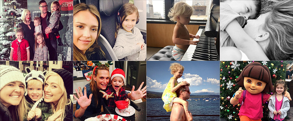 Molly, Jessica, Hilary, and More Shared the Sweetest Snaps of Their Tots This Week!