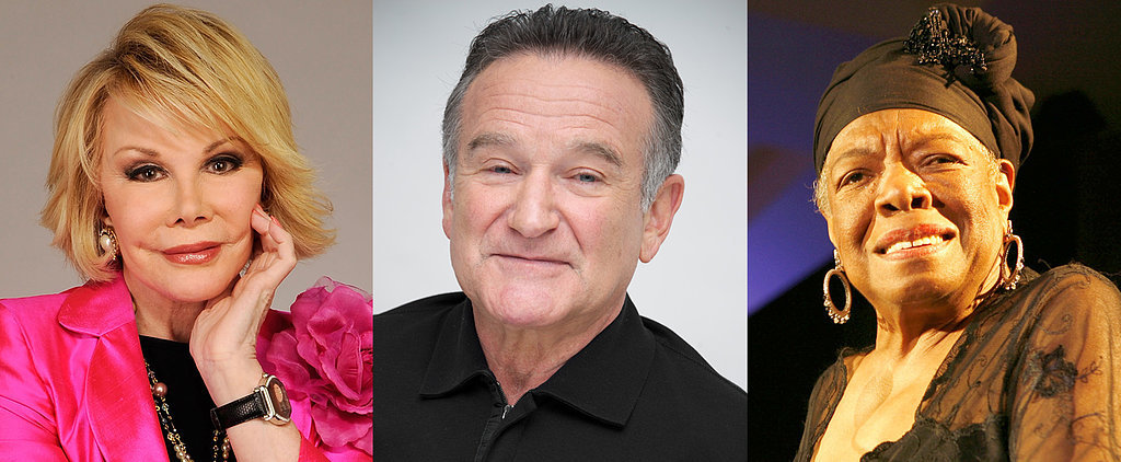 Saying Goodbye to the Stars We Lost in 2014