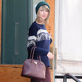 POPSUGAR Shout Out: You Won't Believe Where Taylor Swift Got Her Go-To Bag