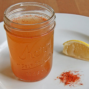 Apple Cider Vinegar Cayenne Pepper Cold Remedy