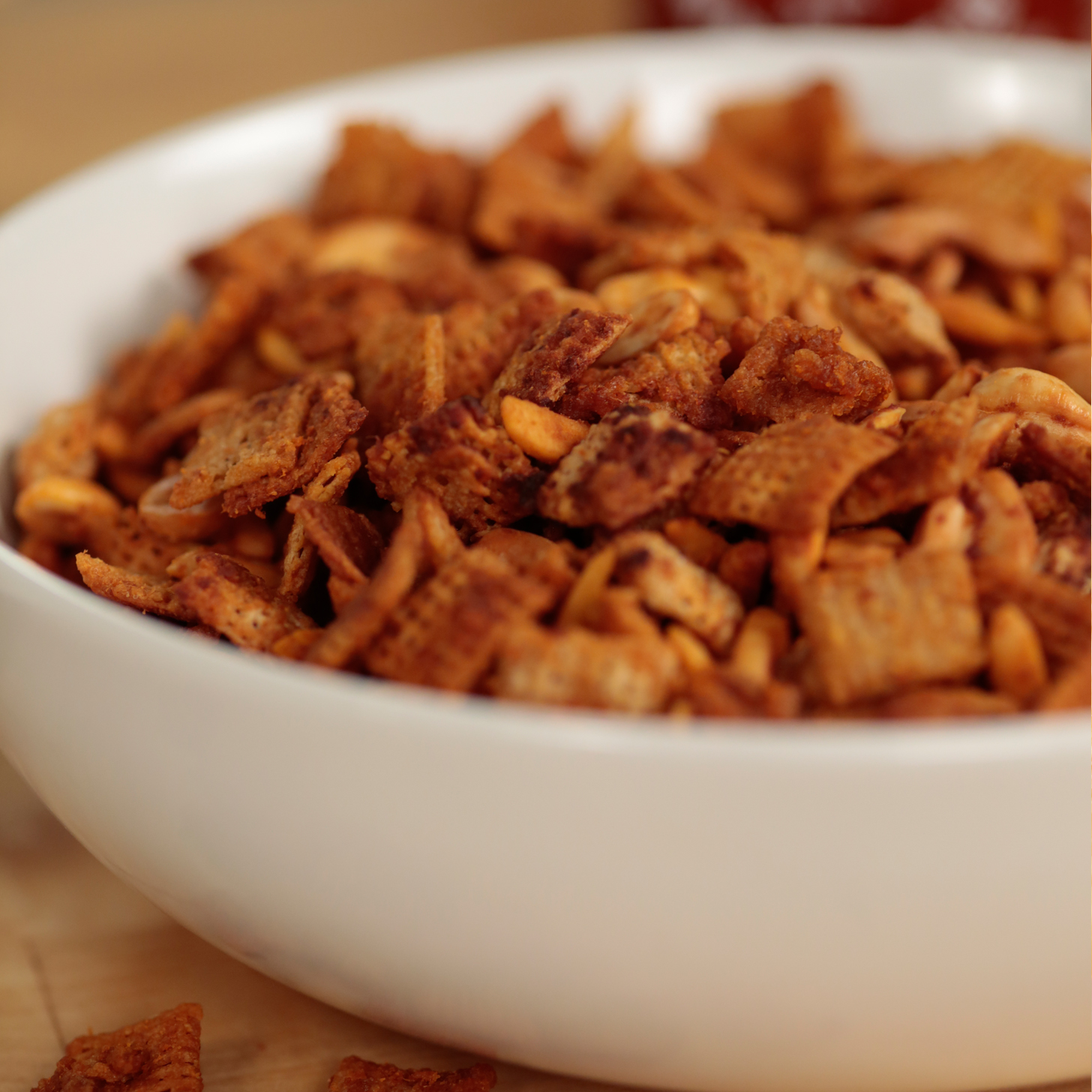 Sriracha Chex Mix | Throw an Ugly Sweater Party With Retro Nibbles ...