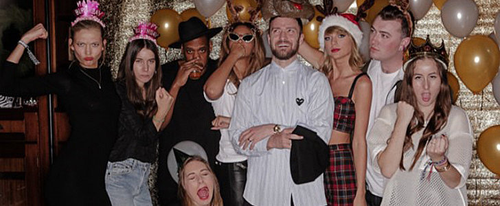 "Beyoncé, Jay Z, and JT Give Taylor Swift Her ""#bestbirthdayEVER"""
