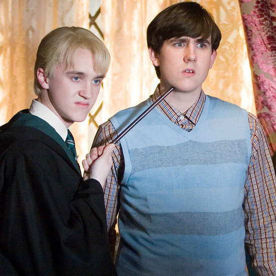 Harry Potter Reunion: Matthew Lewis, Tom Felton